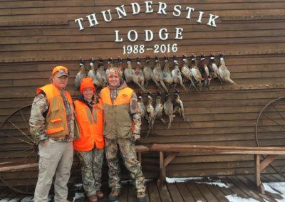 Spring Break at Thunderstik Lodge
