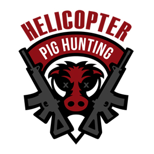 helicopter pig hunting